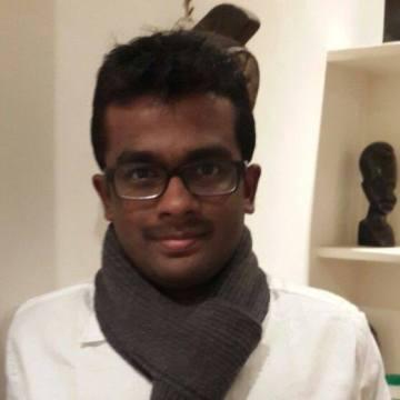 Vigneshkumar Shanmugam, 26, Orleans, France