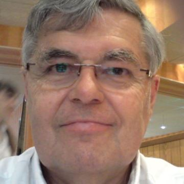 Bernard Chantepie, 69, Chassieu, France