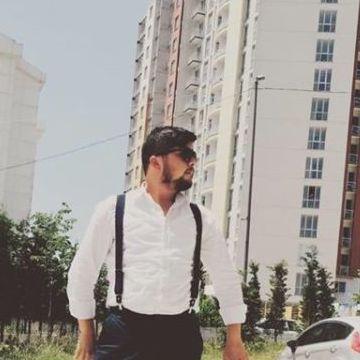 Adem Köse, 30, Istanbul, Turkey
