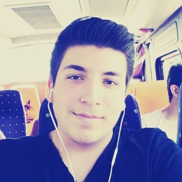 Güven Batuhan Bilgili, 20, Antalya, Turkey