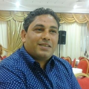 Ali Jebali, 38, Tunis, Tunisia