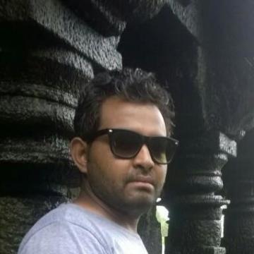 Jitendra Mahajan, 28, Jalgaon, India