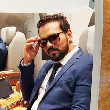 Mirza Manna, 30, Jeddah, Saudi Arabia