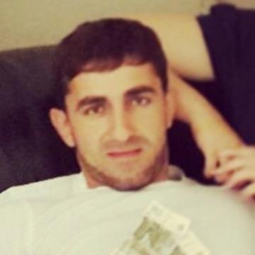Vahe Galstyan, 27, Krasnodar, Russia