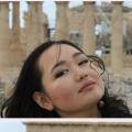 Aigerim Tulemissova, 28, Dubai, United Arab Emirates