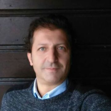 TC Levent Balcı, 46, Istanbul, Turkey