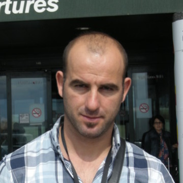 Altin Mullalli, 36, Milano, Italy