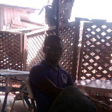 Fred, 24, Ghana, Nigeria