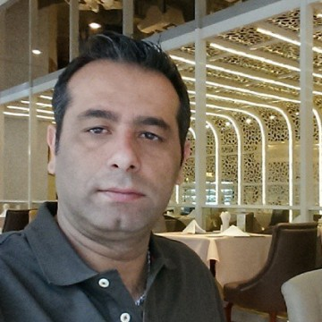 Sasan Kiani, 44, Dubai, United Arab Emirates