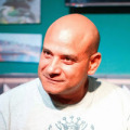 Michel Awad, 44, Cairo, Egypt