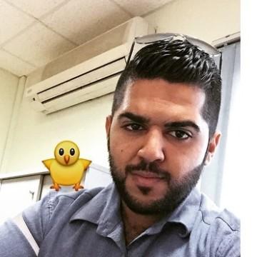 Khalid Alqaseer, 26, Manama, Bahrain