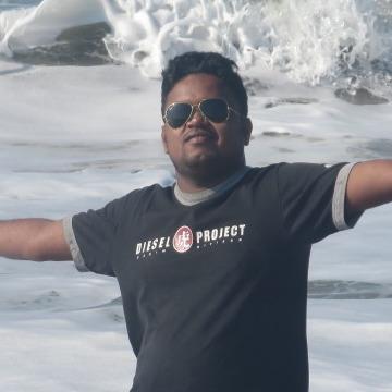 Taslim Hossain Ripon, 29, Dhaka, Bangladesh