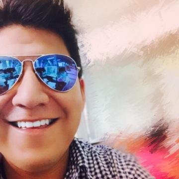Adolfo Paredes, 31, Puebla, Mexico