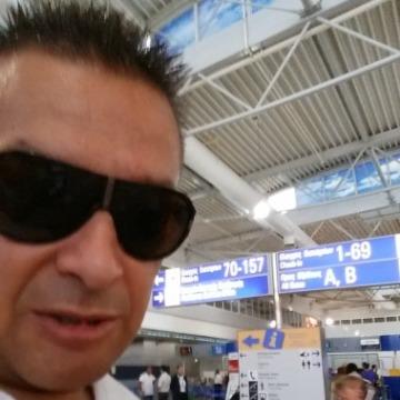 Dimitris Kokkinis, 41, Athens, Greece
