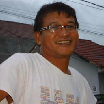 Rudy Haha Idroes, 49, Padang, Indonesia