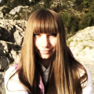Ksenya, 25, Omsk, Russia