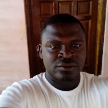 Yaw Sarpong, 46, Accra, Ghana