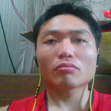 coolidge, 27, Guangzhou, China