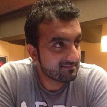 Adil Malik, 30, Dubai, United Arab Emirates