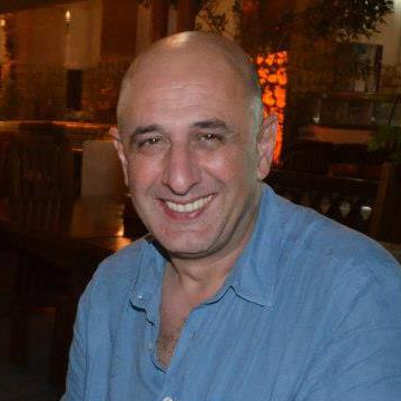 Ahmet Buran, 54, Istanbul, Turkey
