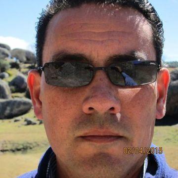 Oscar Andres, 40, Irapuato, Mexico