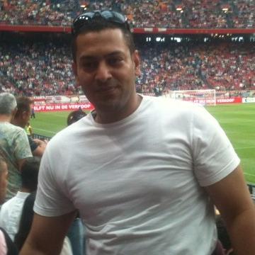 mazen, 40, Cairo, Egypt