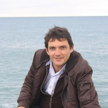 Manuel Albiol, 46, Barcelona, Spain