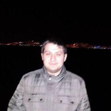 Mehmet Sert, 28, Istanbul, Turkey
