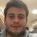 Oğuz, 22, Istanbul, Turkey