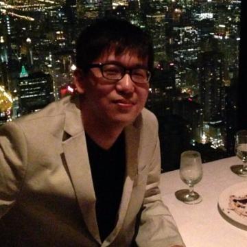 Peng Yue, 31, Evanston, United States