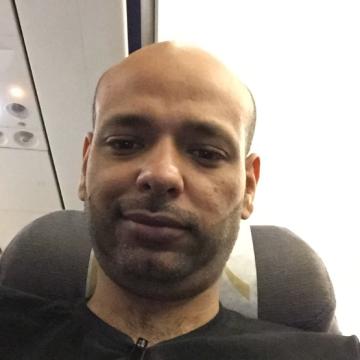 Abdulelah, 36, Riyadh, Iraq