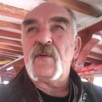 Aziz Cihanoglu, 62, Aydin, Turkey