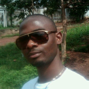 Ikechukwu Nwokoh, 31, Lagos, Nigeria