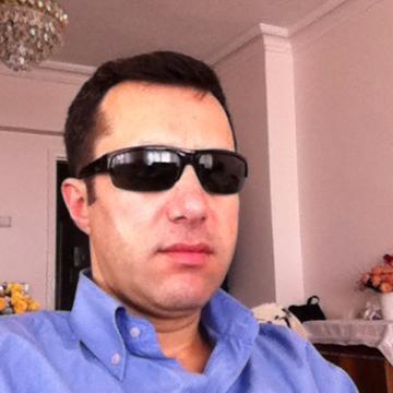 irfan, 37, Ankara, Turkey
