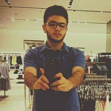 Ahmad wahbe, 20, Sharjah, United Arab Emirates