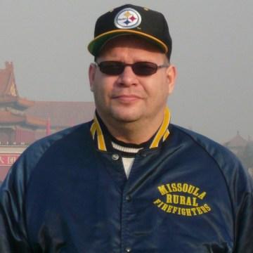 Dave Stewart, 49, Kuala Lumpur, Malaysia