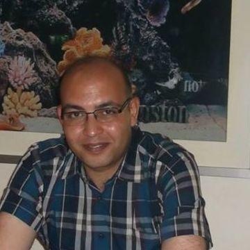 Ayman Ebrahem, 40, Dubai, United Arab Emirates