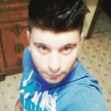 Francesco Palermo, 32, Paola, Italy