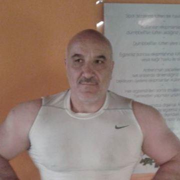 Hasan Eğri, 57, Ankara, Turkey