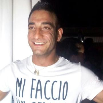 Davide Pugliares, 29, Augusta, Italy