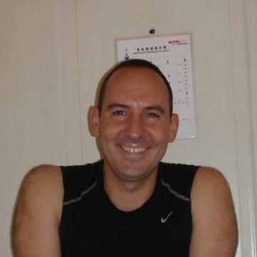 Jesus San Agustin, 39, Zaragoza, Spain