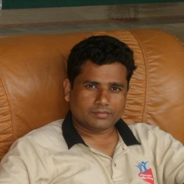 Liaqut Ali Khan, 39, Dhaka, Bangladesh
