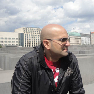 Saad, 38, Amsterdam, Netherlands