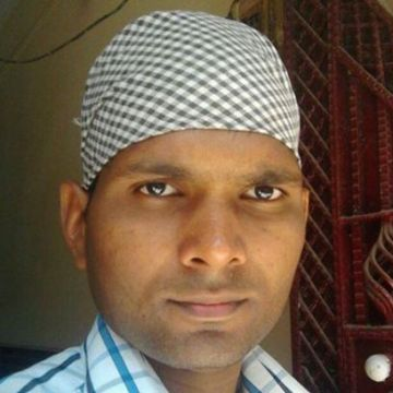 DHEERAJ KUMAR, 26, New Delhi, India