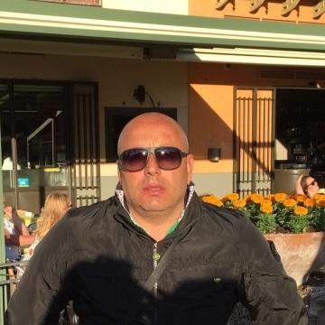 Franco Ponti, 48, Piano Di Sorrento, Italy