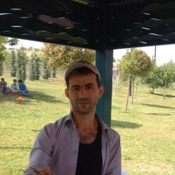 Ali Öztürk, 41, Gaziantep, Turkey