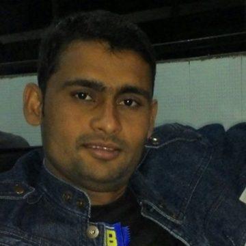 Santosh Patil, 30, Pune, India