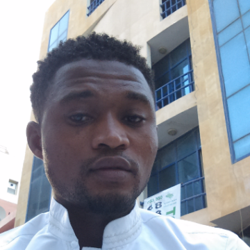 Olanrewaju, 30, Gloucester, United Kingdom