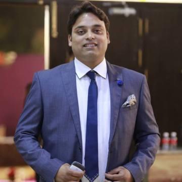 shrikant Sharma, 34, Jaipur, India