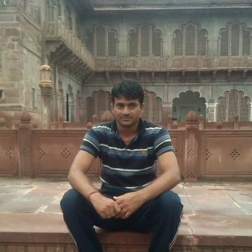vikram barath, 32, Jodhpur, India